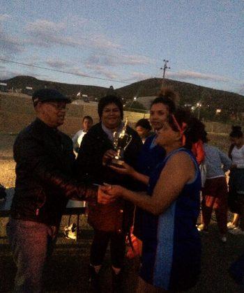 Netbal tournament -Willowmore